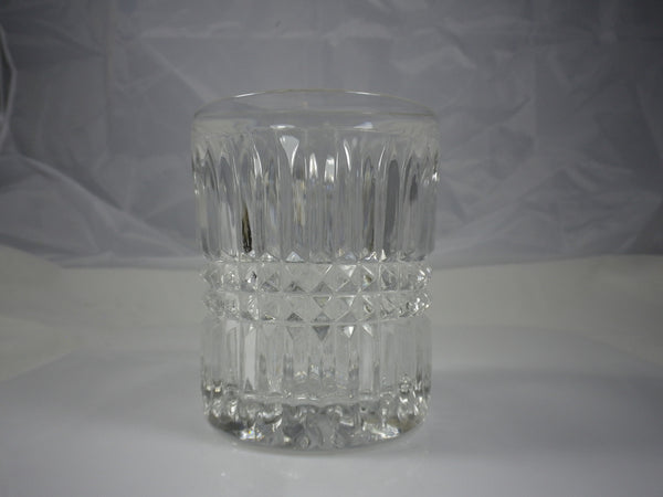 Fostoria Aspen Crystal Rocks Highball Glass