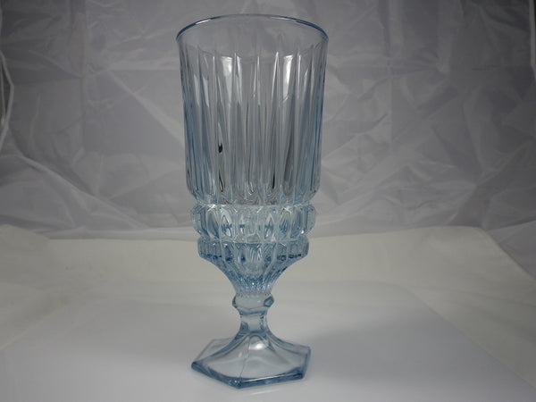 Fostoria Heritage Blue Iced Tea Glass