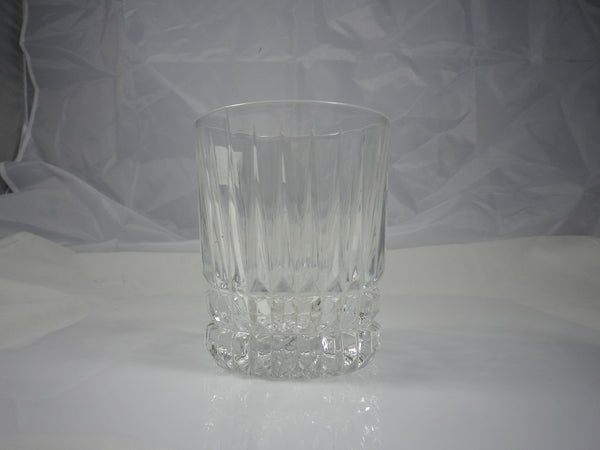 Fostoria Heritage Double Old Fashioned Glass