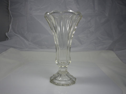 Fostoria Virginia Clear Flower Vase
