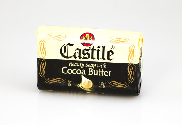 Castile Beauty Soap with Cocoa Butter