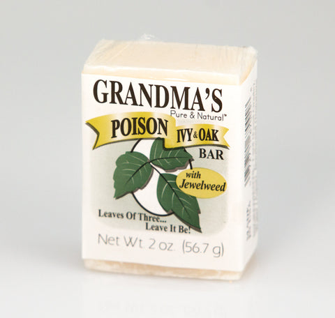 Grandma's Poison Ivy & Oak Bar