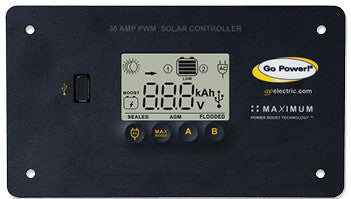 solar charge controller for solar panels