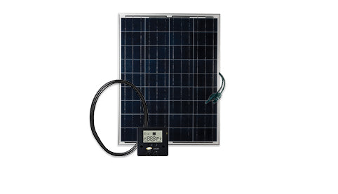 Eco solar panel kit for RV