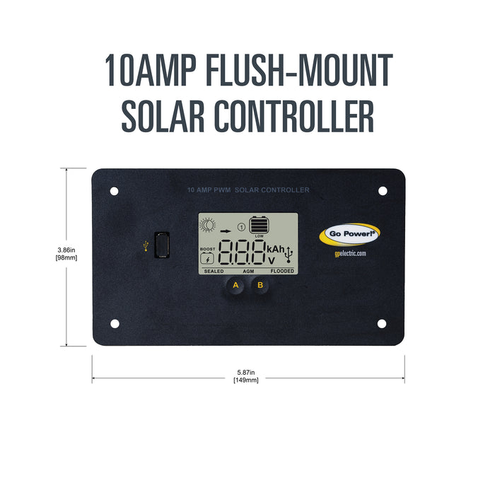 35 watt Solar Flex Kit