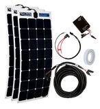 300-WATT COMMERCIAL VEHICLE SOLAR KIT