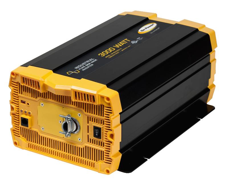 3000-watt Industrial Pure Sine Wave Inverter (24v)