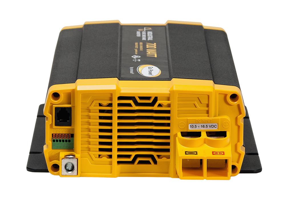 700-watt Pure Sine Wave Inverter (12v)
