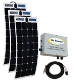 PJK Commercial Vehicle Solar Kit