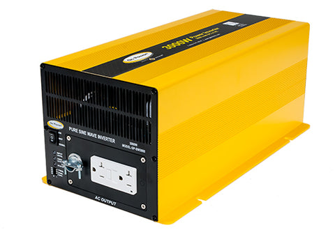 3000 Watt Pure Sine Wave Inverter (12v)
