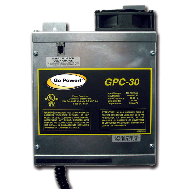 GPC-30-24 SMART BATTERY CONVERTER/CHARGER
