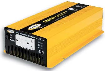 1000 Watt Pure Sine Wave Inverter (12v)