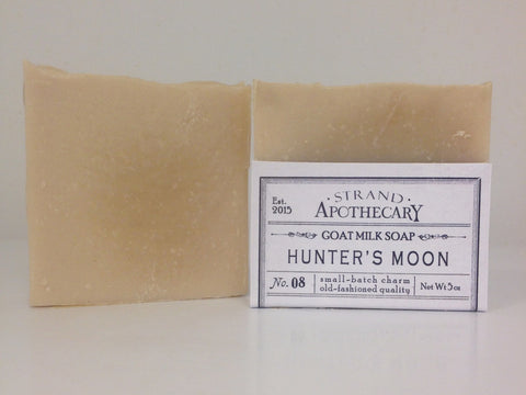 Hunter's Moon Goat Milk Soap, 5 oz.