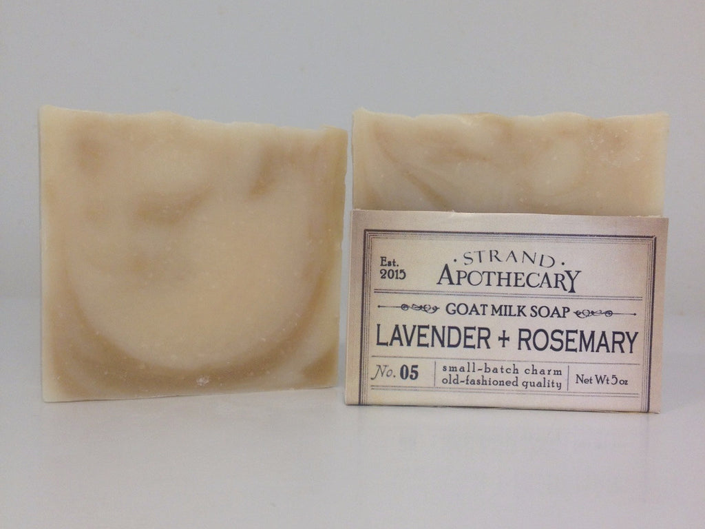 artisan soap, goat milk soap