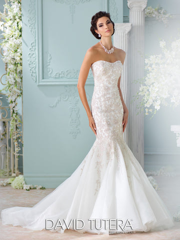 Wedding gown silhouettes : Amara Bridal Boutique