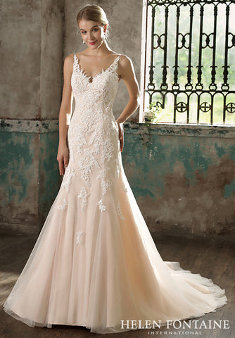 Helen Fontaine Bridal Gowns at Amara Bridal Boutique of Cincinnati