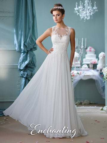 Enchanting by Mon Cheri 116127 Amara Bridal Cincinnati