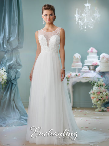 Enchanting By Mon Cheri 116130 Amara Bridal Boutique
