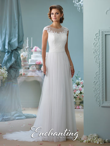 Enchanting By Mon Cheri 116137 Amara Bridal Cincinnati