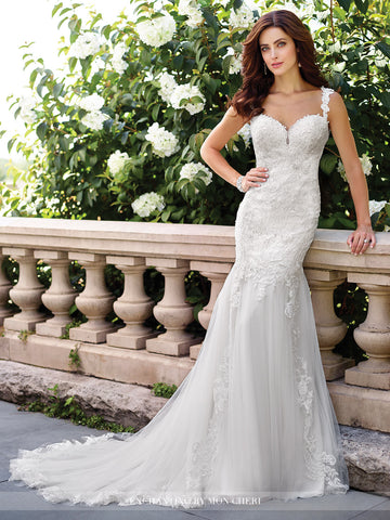 Enchanting by Mon Cheri 117194 Amara Bridal Cincinnati