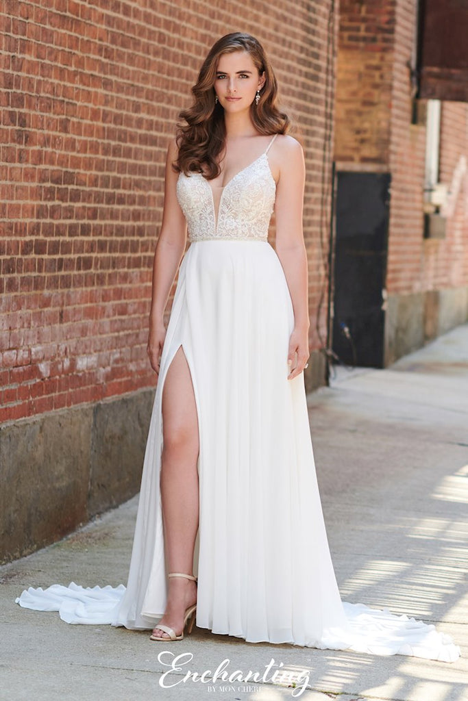 In Stock Off Rack Enchanting 120170 size 10 ivory