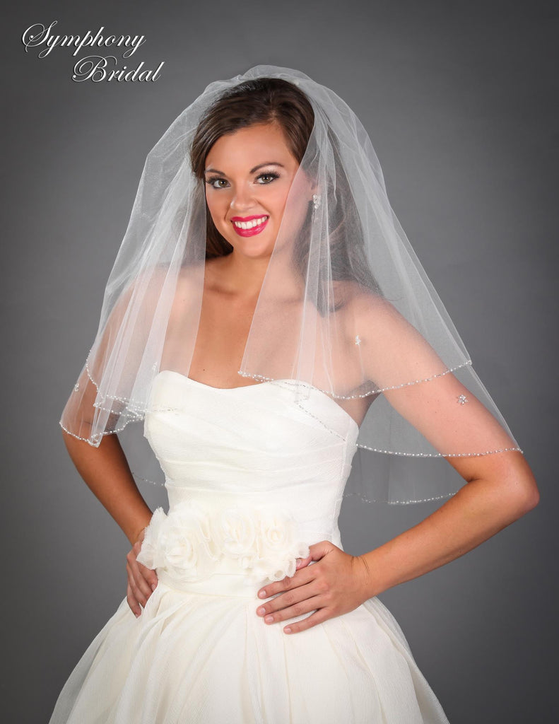 Symphony Elbow Length Veil 6511VL