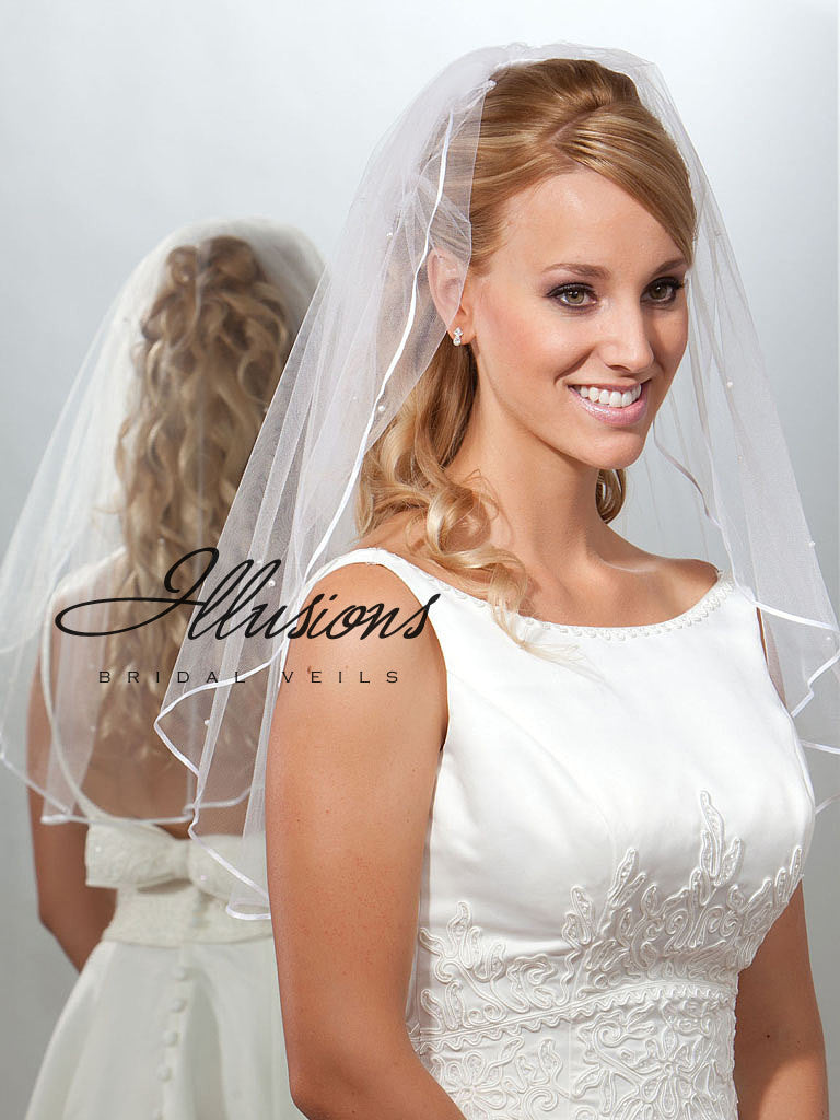 Illusion Bridal Elbow Length 7-251-1R-P