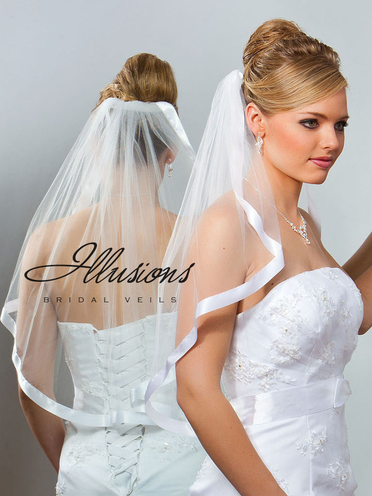 Illusion Bridal Elbow Length 7-251-7R