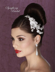 Symphony Bridal Headpiece Clip CL1000