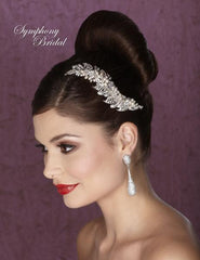 Symphony Bridal Headpiece Clip CL1001