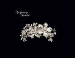 Symphony Bridal Headpiece Clip CL1005