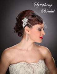 Symphony Bridal Headpiece Clip CL2111