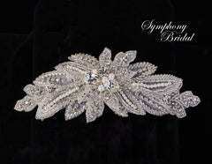 Symphony Bridal Headpiece Clip CL4000