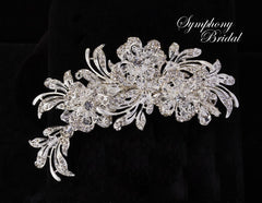 Symphony Bridal Headpiece Clip CL4002