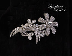 Symphony Bridal Headpiece Clip CL4003