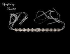 Symphony Bridal Headpiece Hair Wrap HW305