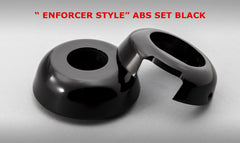 "ABS Cover - ""Enforcer Style"" with Right Axle Spacer"