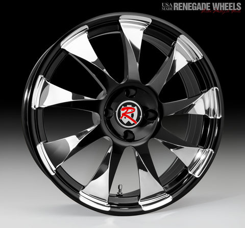 "Lincoln Phantom-Cut 18 x 7"" Trike"