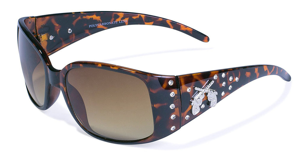 Global Vision Eyewear Pistol Packin Sunglasses