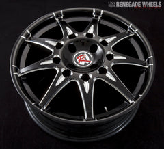 "Racine Phantom-Cut 18 x 7"" Trike"