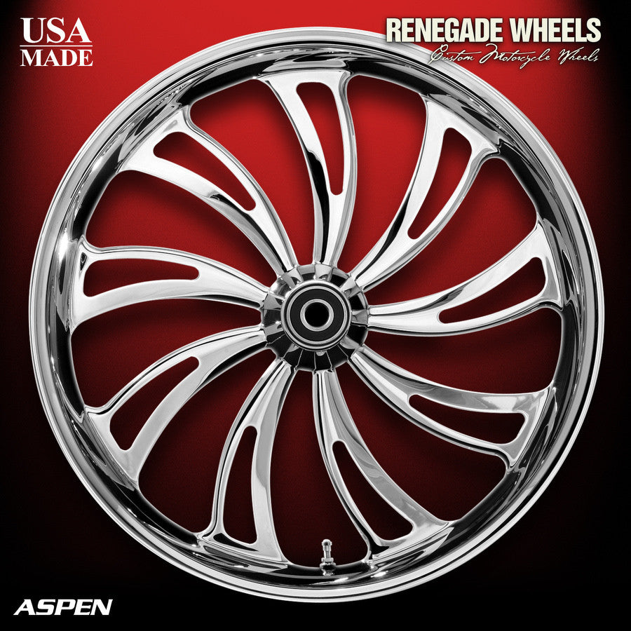 Aspen Chrome Wheels