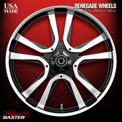 Baxter Phantom-Cut Wheels