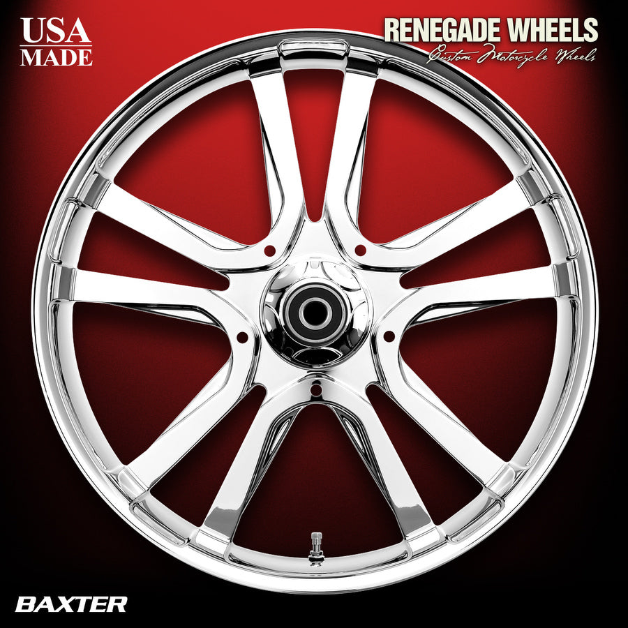 Baxter Chrome Wheels