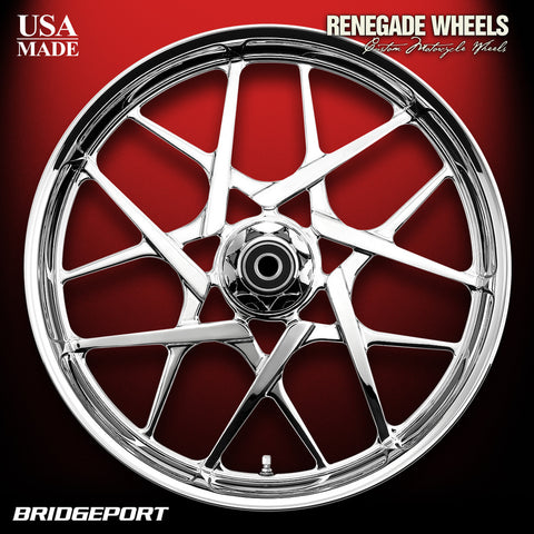 Bridgeport Chrome Wheels