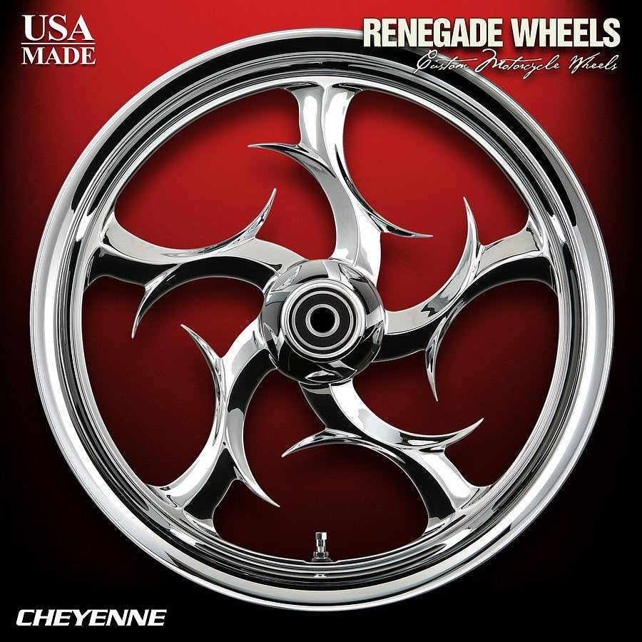 Cheyenne Chrome Wheels