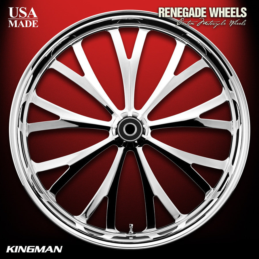 Kingman Chrome Wheels