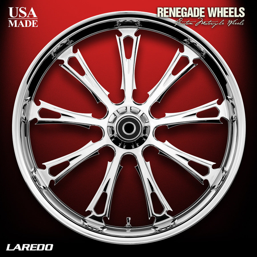 Laredo Chrome Wheels