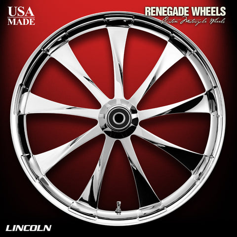 Lincoln Chrome Wheels