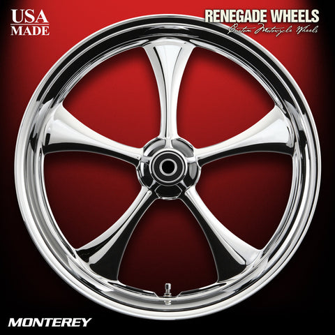 Monterey Chrome Wheels