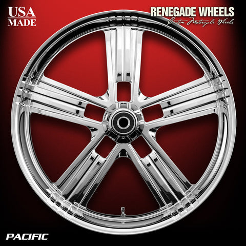Pacific Chrome Wheels
